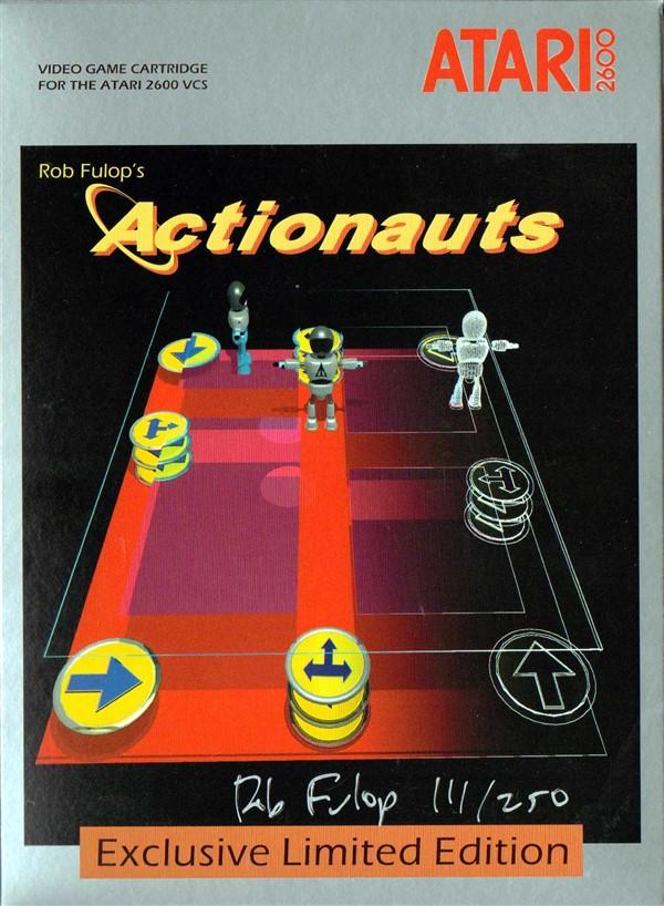 Actionauts - Atari 2600 - AtariAge Forums
