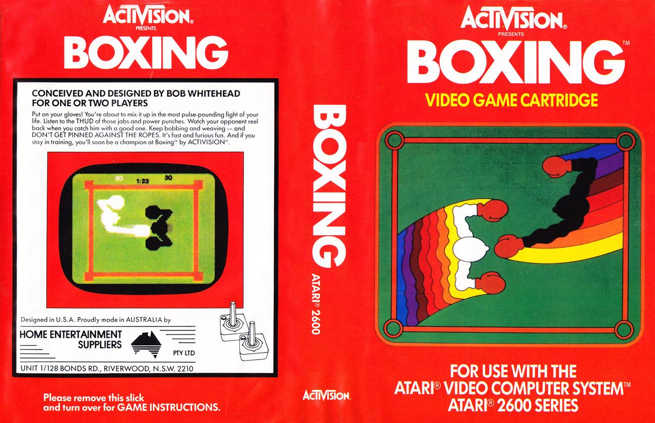 Boxing - Atari 2600