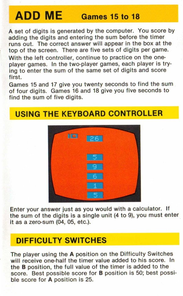 game of life instructions 1978