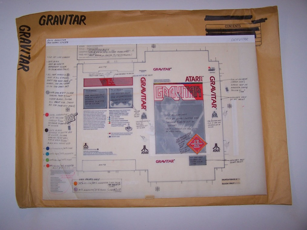 Gravitar box schematic (?) on Atarimania