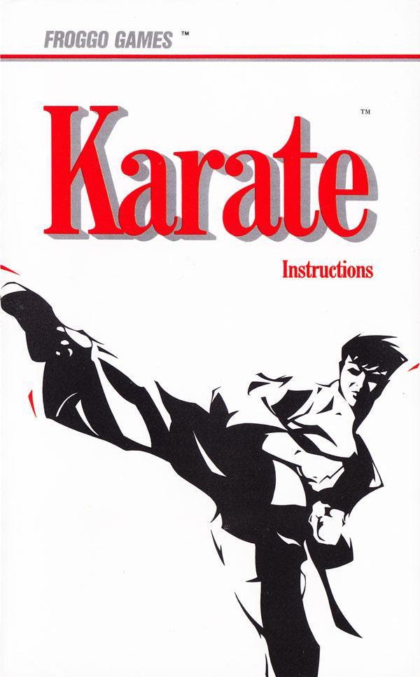 Atari 2600 VCS Karate : scans, dump, download, screenshots ...
