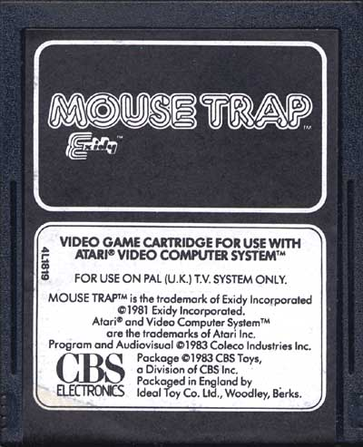 mouse trap game instructions pdf
