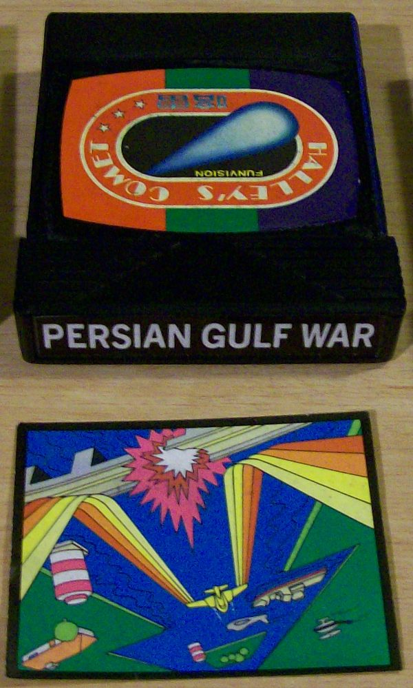 Persian Gulf War Political Cartoons