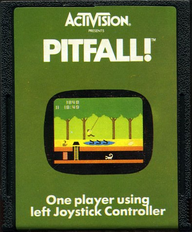 Atari 2600 Vcs Pitfall Scans Dump Download