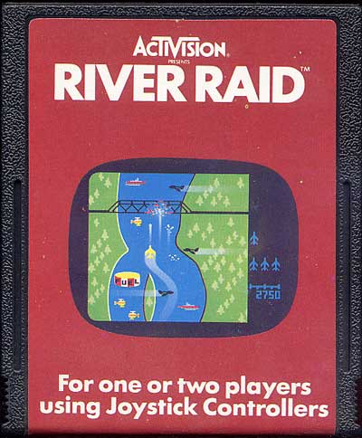 Image result for river raid hes label
