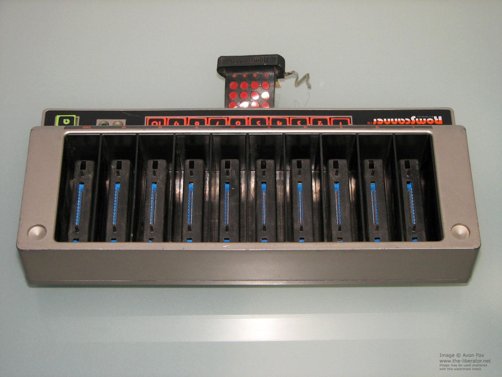 Atari 2600 Vcs Romscanner Scans Dump Download