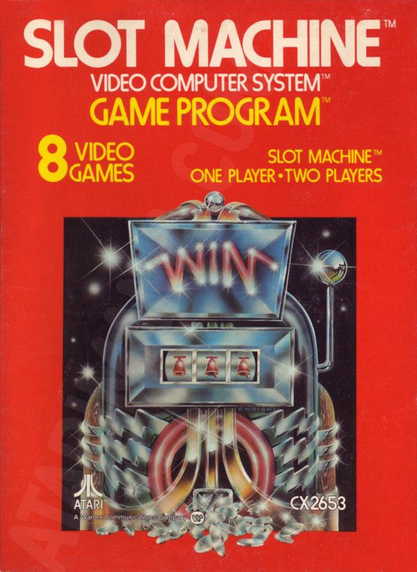 Video slot machine roms