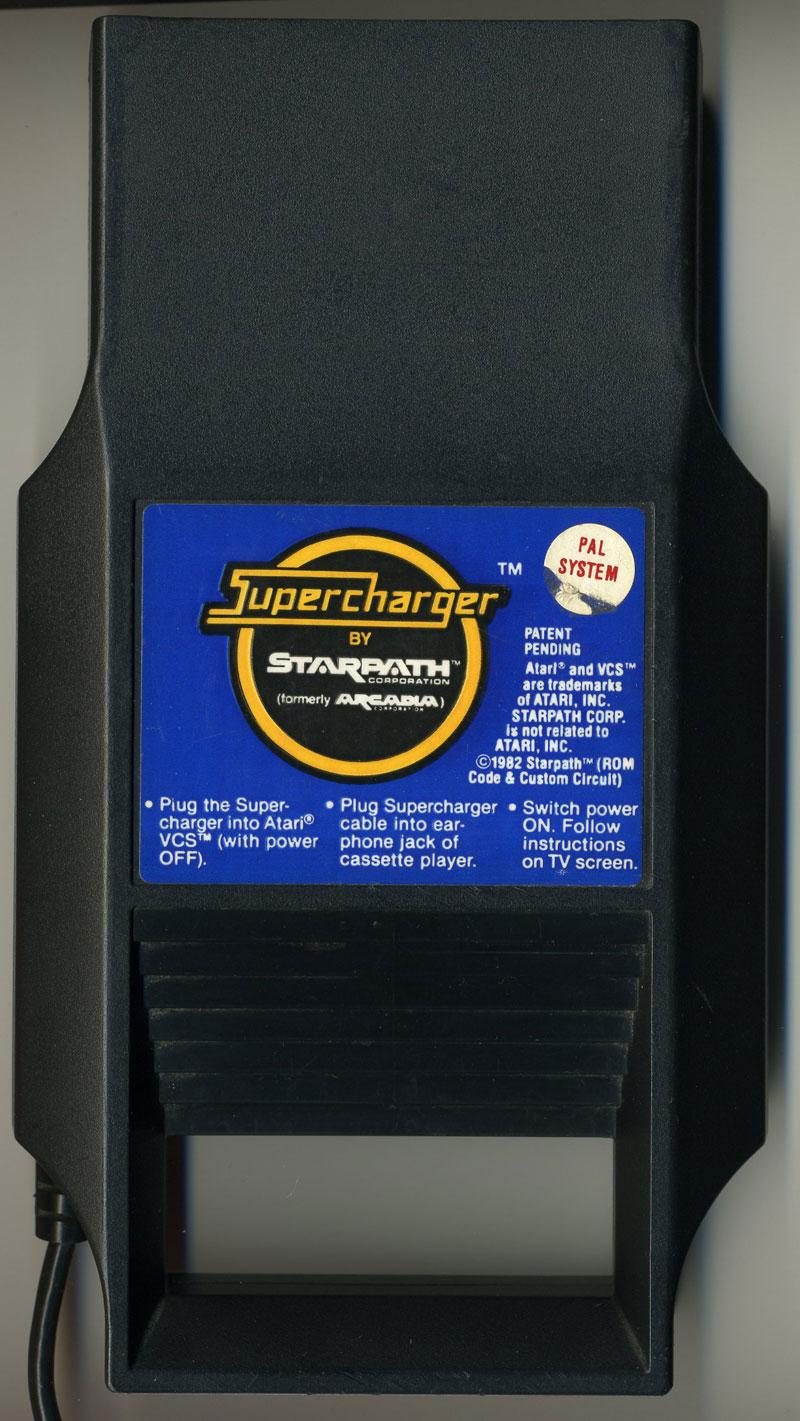 Atari 2600 Vcs Mr Do Scans Dump Download: Atari 2600 VCS Supercharger : Scans, Dump, Download