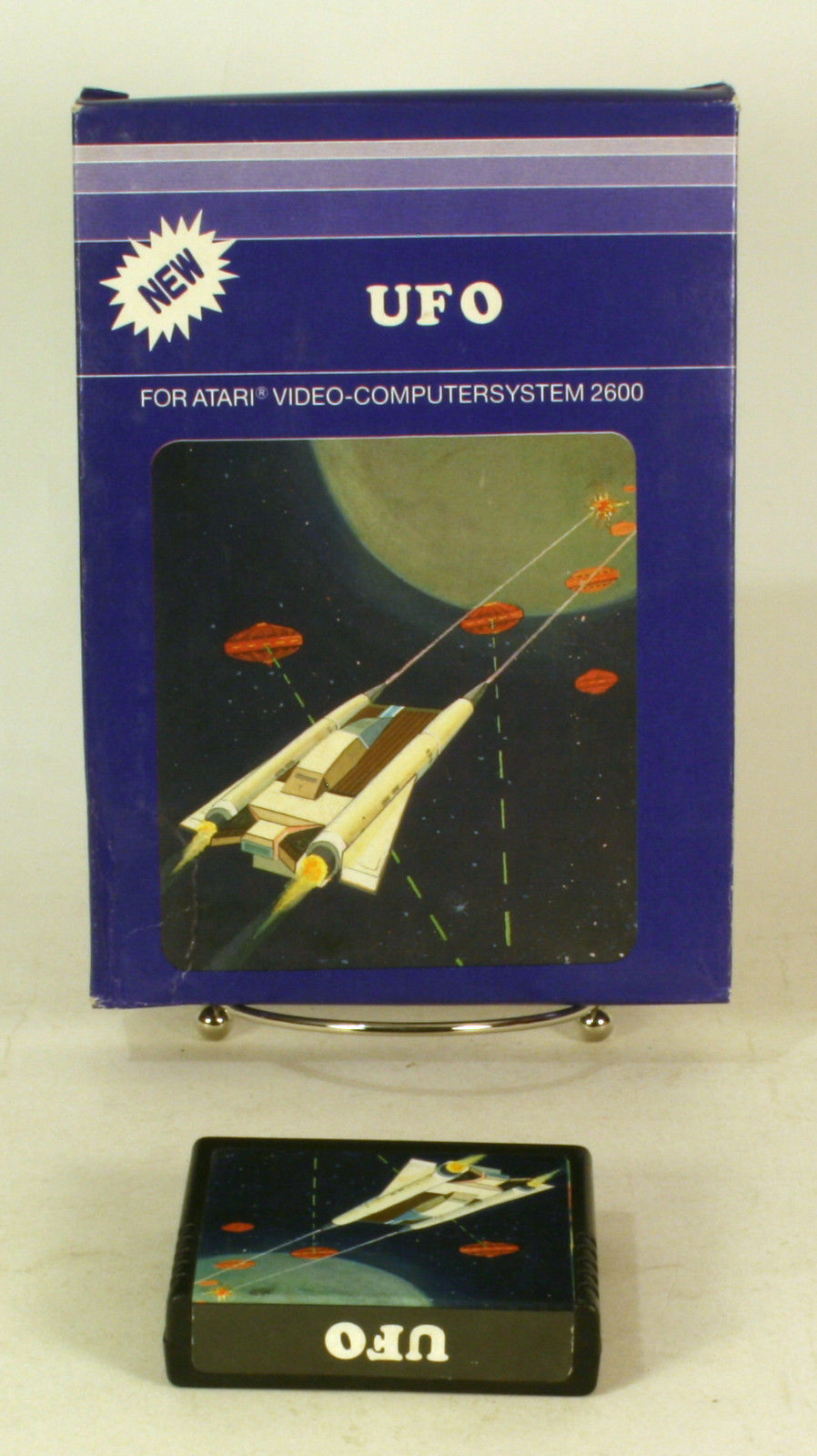 Atari 2600 Vcs Mr Do Scans Dump Download: Atari 2600 VCS UFO : Scans, Dump, Download, Screenshots