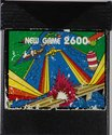 8 in 1 - Condor Attack / Sweet Home / Reever Raad / Grand Prize / Space Battle / Mr. Gobler / Speed Racer / Rocket Attack Atari cartridge scan