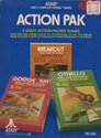 Action Pak Atari cartridge scan