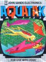 Aquatak Atari cartridge scan
