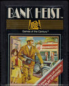 Bank Heist Atari cartridge scan