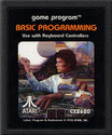 BASIC Programming Atari cartridge scan