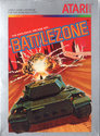 BattleZone Atari cartridge scan