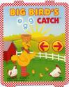Big Bird's Egg Catch Atari cartridge scan