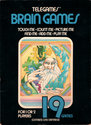 Brain Games Atari cartridge scan