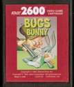 Bugs Bunny Atari cartridge scan