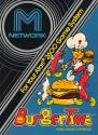 BurgerTime Atari cartridge scan