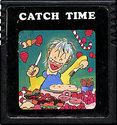 Catch Time Atari cartridge scan