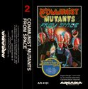 Communist Mutants from Space Atari tape scan