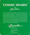 Cosmic Swarm Atari cartridge scan