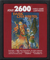 Dark Chambers Atari cartridge scan