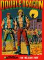 Double Dragon Atari cartridge scan