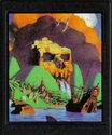 Dragon Treasure Atari cartridge scan