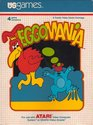 Eggomania Atari cartridge scan