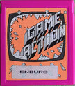 Enduro Atari cartridge scan