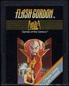 Flash Gordon Atari cartridge scan