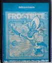 Frostbite Atari cartridge scan
