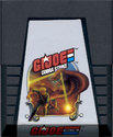 G.I. Joe - Cobra Strike Atari cartridge scan
