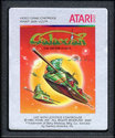 Galaxian Atari cartridge scan