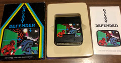 Galaxy Defender Atari cartridge scan