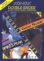 Ghost Manor / Spike's Peak Atari cartridge scan