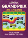 Grand Prix Atari cartridge scan