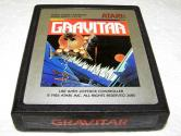 Gravitar Atari cartridge scan