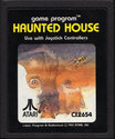 Haunted House Atari cartridge scan