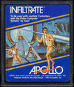 Infiltrate Atari cartridge scan