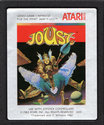 Joust Atari cartridge scan