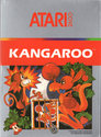 Kangaroo Atari cartridge scan