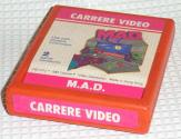 M.A.D. Atari cartridge scan
