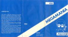 MegaMania Atari instructions
