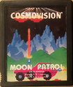 Moon Patrol Atari cartridge scan