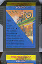Motocross Racer Atari cartridge scan