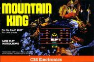 Mountain King Atari instructions