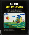 Mr. Postman Atari cartridge scan