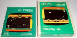 Mr. Postman - O Carteiro Atari cartridge scan